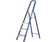 Лестница-стремянка стальная 4 ступеней Сибртех (97844)