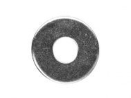 Шайба М10 плоская увеличенная, цинк, DIN 9021 (5 кг.) STARFIX (SMV1-22768-5)