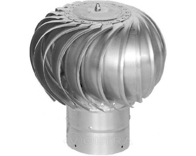 Турбодефлектор (оцинковка) TD-110 купить в интернет-магазине VOLTRA.BY - Турбодефлекторы цена, отзывы, обзор
