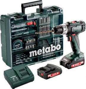 Metabo BS 18 L Set (602321870)